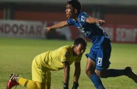 Hasil Semifinal Piala Menpora, Persib Bandung Tundukkan PS Sleman