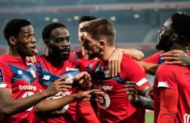 Jadwal & Klasemen Liga Prancis : Lille vs Montpellier, PSG vs St. Etienne