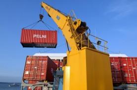 KINERJA PERDAGANGAN LUAR NEGERI : Ekspor 2021 Lebih…