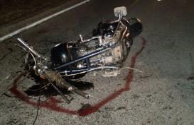 Kecelakaan Motor di Duren Sawit, Seorang Pengendara Motor Tewas