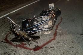 Kecelakaan Motor di Duren Sawit, Seorang Pengendara…