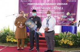 Direktur RSUD Sukoharjo Raih Hadiah Pajero dari Bank Jateng