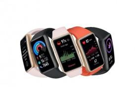 Huawei Band 6 Resmi Meluncur, Cek Spesifikasi dan Harganya