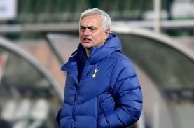 Everton Vs Tottenham, Mourinho Sebut Hasil Sudah Adil