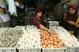 Harga Bahan Pokok Melonjak, KPPU Pantau Distribusi…