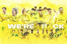 Swansea Imbang vs Wycombe, Norwich City Promosi Lagi…