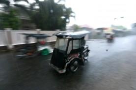 BMKG: Cuaca Jabodetabek Tidak Terpengaruh Siklon Tropis…