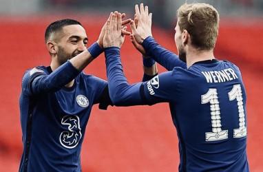 Dihajar Chelsea di Semifinal FA Cup, Asa ManCity Raih 4 Trofi Gagal
