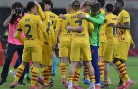 Lionel Messi Cetak 2 Gol, Barcelona Menang 4–0, Juara Copa del Rey