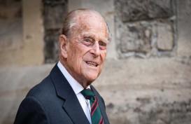 50 Menit Prosesi Pemakamanan Pangeran Philip yang Terbatas dan Penuh Haru