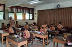 Muncul Kasus Covid, Belajar Tatap Muka di SD dan SMP…