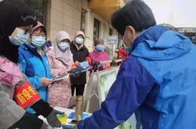 Ramadan, Muslim Beijing Gelar Bakti Sosial 'Zhai Yue…