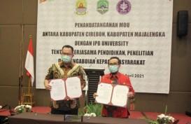 IPB University Kerja Sama dengan Pemkab Cirebon Soal Data Desa Presisi