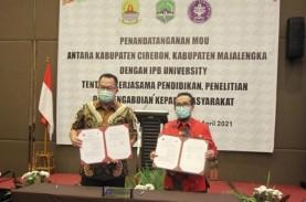 IPB University Kerja Sama dengan Pemkab Cirebon Soal…
