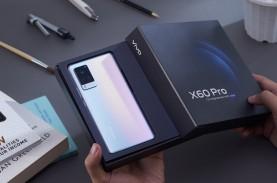 Vivo Jadi Pemimpin Baru Pasar Smartphone di China