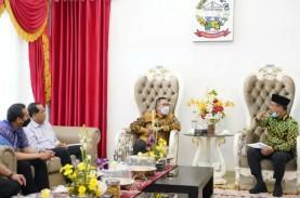 Gubernur Sulsel Dukung Kemenkes Bangun RS Pusat Otak…