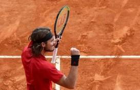 Stefanos Tsitsipas Juara Tenis Monte Carlo, Taklukkan Andrey Rublev