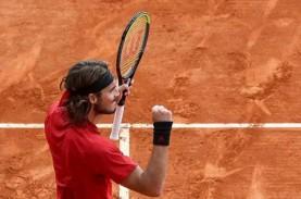 Stefanos Tsitsipas Juara Tenis Monte Carlo, Taklukkan…
