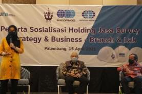BUMN Jasa Survei Siapkan Strategi Bisnis di Seluruh…