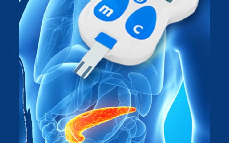 Diabetes adalah penyakit yang terjadi ketika glukosa darah, juga disebut gula darah, terlalu tinggi. Seiring waktu, terlalu banyak glukosa dalam darah dapat menyebabkan masalah kesehatan, seperti penyakit jantung, kerusakan saraf, masalah mata, dan penyakit ginjal.  - niddk.nih.gov