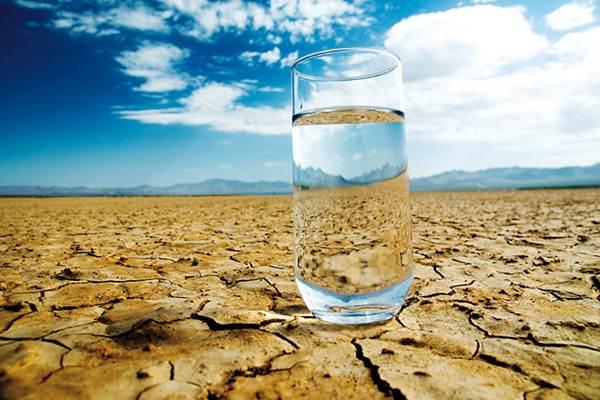 Ilustrasi dehidrasi - Istimewa