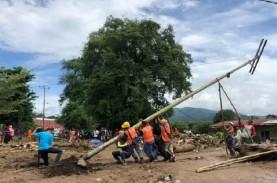 PLN Sukses Bangun Tower Emergency di Pulau Timor NTT…
