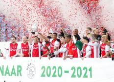 Ajax Amsterdam Juara Piala Belanda 20 kali, Taklukkan Vitesse