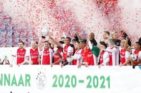 Ajax Amsterdam Juara Piala Belanda 20 kali, Taklukkan…