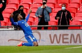 Tundukkan Southampton, Leicester Tantang Chelsea di Final FA Cup