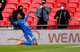 Tundukkan Southampton, Leicester Tantang Chelsea di…
