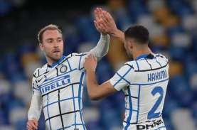 Hasil Lengkap Liga Italia : Napoli vs Inter Seri,…