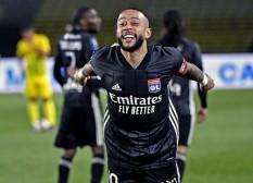 Menang Tandang, Monaco & Lyon Ketat Berebut Tiket Liga Champions