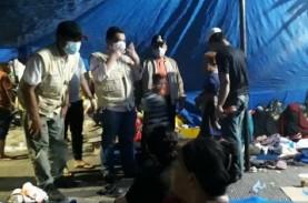 Wagub DKI Kunjungi Korban Kebakaran di Taman Sari