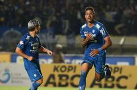 Persib Vs PS Sleman Leg Kedua, Wander Luiz: Tidak…