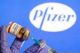 Perkembangan Vaksinasi Covid-19 Lamban, Pasar Saham…