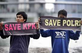 Kinerja Penindakan Korupsi KPK dan Polri, ICW Beri Nilai 'E'