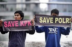 Kinerja Penindakan Korupsi KPK dan Polri, ICW Beri…