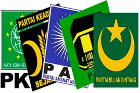 Perlukah Koalisi Partai Islam? Ini Kata Akademisi