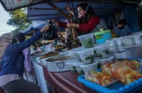 Satpol PP Riau Gelar Operasi Prokes di Pasar Ramadan