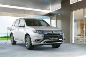 IIMS Hybrid 2021, Mitsubishi Diskon Mobil PHEV Hingga…