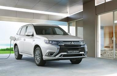 IIMS Hybrid 2021, Mitsubishi Diskon Mobil PHEV Hingga Rp421 Juta