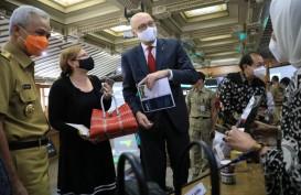 Duta Besar Ceko Tertarik Kembangkan UMKM Jateng