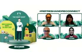 The Body Shop Gelar Kampanye Green Ramadan, Ini Agendanya