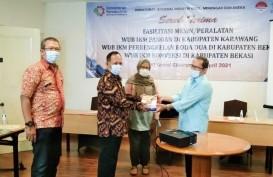 Selama Pandemi, 100 Pelaku IKM di Karawang Peroleh Pelatihan dan Bantuan