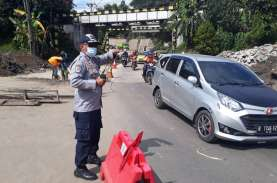 Mau Nekat Mudik ke Luar Jakarta? Ini Titik Penyekatan…