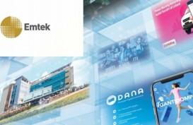 Dapat Dana Rp9,3 Triliun dan Grab Masuk, Emtek (EMTK) Fokus Dua Hal
