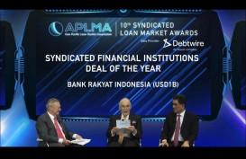 BRI Dinobatkan Sebagai Syndicated Financial Institution Deal of the Year Oleh APLMA