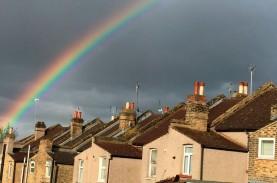 Harga Rumah di Inggris Melonjak, Bikin Rekor Baru