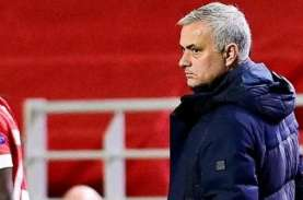 Tottenham Hotspur Pecat Pelatih Jose Mourinho