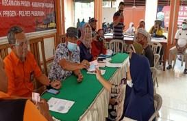 Bantuan Sosial Tunai Tahap 12 dan 13 di Kabupaten Pasuruan Cair
